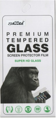 TELESHIELD Tempered Glass Guard for Micromax Canvas HD A116(Pack of 1)
