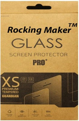Rocking Maker Tempered Glass Guard for Motorola Moto E (2nd Gen) 4G