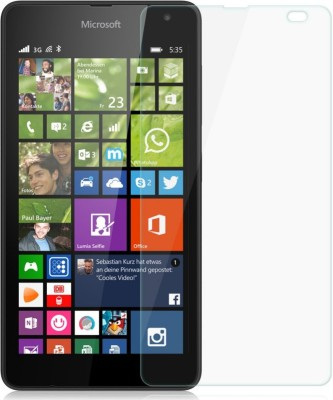 S-Softline Tempered Glass Guard for Nokia Lumia 535(Pack of 1)