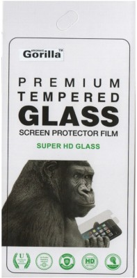 ARCHAIC Gorilla Tempered Glass Guard for Intex Aqua Amaze(Pack of 1)