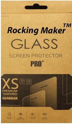 Rocking Maker Tempered Glass Guard for Samsung Galaxy S Dous 2 S7582(Pack of 1)