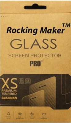 Rocking Maker Tempered Glass Guard for Samsung Galaxy Z1