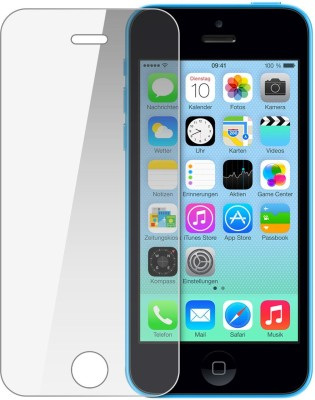 Savvy Tempered Glass Guard for Apple iphone5, Apple iPhone 5s, Apple iphone5c(Pack of 1)