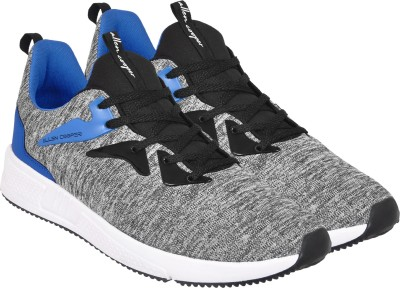 Allen Cooper Walking Shoes For Men(Blue) at flipkart