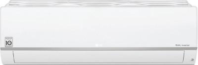 View LG 1 Ton 3 Star Split Inverter AC  - White(KS-Q12SNXD, Copper Condenser) Price Online(LG)