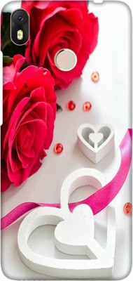 PNBEE Back Cover for Infinix Hot S3, X573, X573B -LOVE Printed Back Case Cover(Multicolor, Hard Case)