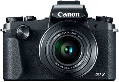 Canon PowerShot G1X Mark III(24.2 MP, 3x Optical Zoom, 12x Digital Zoom, Black)