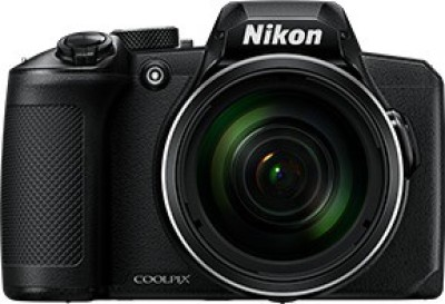 Nikon COOLPIX B600(16 MP, 60x Optical Zoom, 4x Digital Zoom, Black)