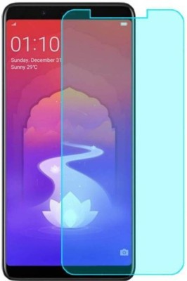 SAMARA Tempered Glass Guard for REALME C ONE (6.2 INCHES)(Pack of 1)