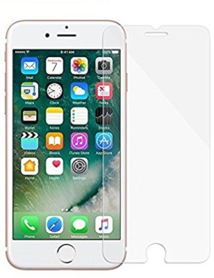 SpyCom Tempered Glass Guard for Apple Iphone 7 Plus/8 Plus(full Display Cover)(Pack of 1)