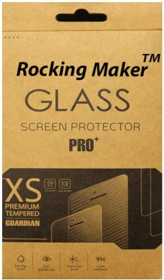 Rocking Maker Tempered Glass Guard for Samsung Galaxy Core Plus SM-G350(Pack of 1)