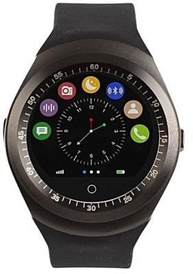 Teconica Y1 Bluetooth Support Calorie Counter Multicolor Smartwatch