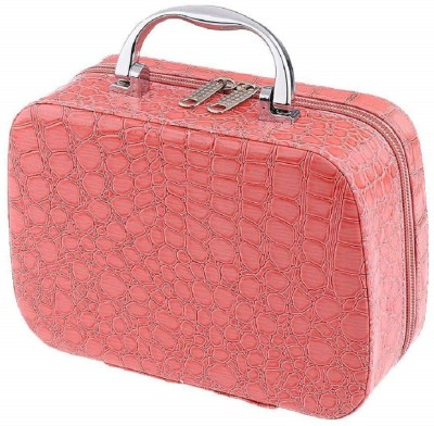 CLOMANA Cosmetic Pouch Pink
