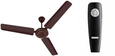 LG FC48GSBB0 1200 mm 3 Blade Ceiling Fan(Shimmer Brown, Pack of 1)