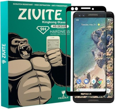 ZIVITE Edge To Edge Tempered Glass for Google Pixel 3(Pack of 1)