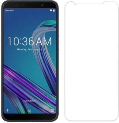 TrendzOn Tempered Glass Guard for Asus Zenfone Max Pro M1(Pack of 1)