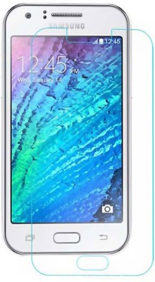 Richuzers Tempered Glass Guard for SAMSUNG GALAXY J1(Pack of 2)