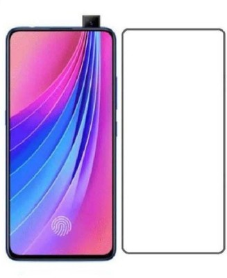 MOBIVIILE Tempered Glass Guard for Vivo V15 Pro(Pack of 2)