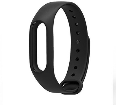 Something4u Replacement Band Strap for M2 Band xiaomi Mi Band 2 / xiaomi MI Band HRX Edition / xiaomi Mi Band HRX Version (Device not included) Fitness Band(Black, Pack of 1)  available at flipkart for Rs.799