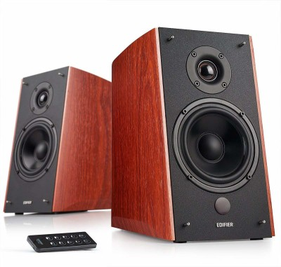 Edifier R2000DB 120 W Bluetooth Home Theatre(Brown, 2.0 Channel)