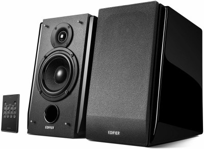Edifier R1850DB 42 W Bluetooth Home Theatre(Black, 2.0 Channel)