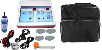 AMAZEPHYSIOSOLUTIONS Electro Therapy Physiotherapy Combination Therapy Ultrasonic With TENS Machine Combo (White) Ultrasound Machine