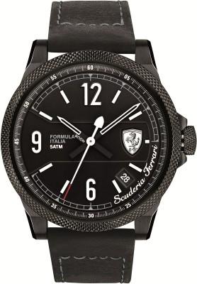 Scuderia Ferrari 0830272 Formula Italia S Analog Watch  - For Men at flipkart