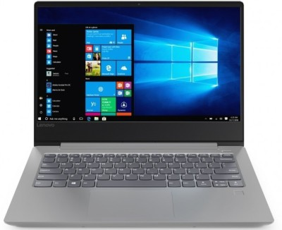 Lenovo Ideapad 330s Core i3 8th Gen - (4 GB/1 TB HDD/Windows 10 Home) 81F401FVIN Laptop(14 inch, Light Grey, 1.67 kg, With MS Office) at flipkart