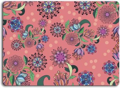 ARMANTARA Printed Floral Mousepad For Mouse - 050 Mousepad(Multicolor)