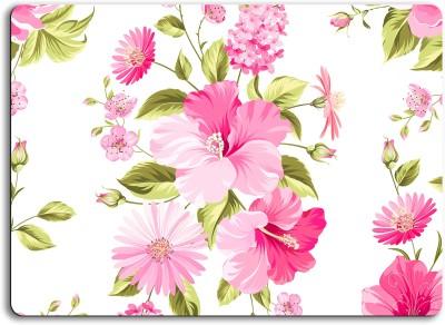 ARMANTARA Printed Floral Mousepad For Mouse - 044 Mousepad(Multicolor)