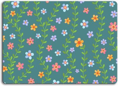 ARMANTARA Printed Floral Mousepad For Mouse - 025 Mousepad(Multicolor)