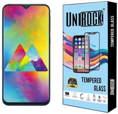 Unirock Tempered Glass Guard for Samsung Galaxy M20, Samsung Galaxy A10(Pack of 1)