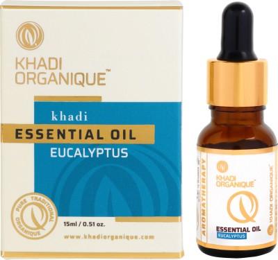 Khadi Organique Eucalyptus Essential Oil(15 ml)