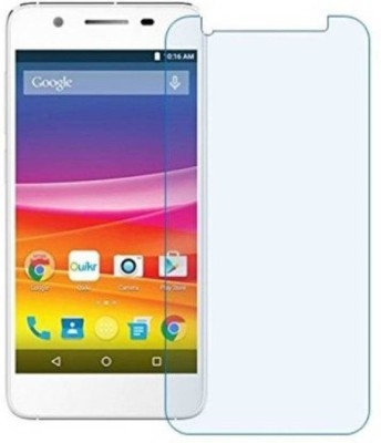 BIZBEEtech Tempered Glass Guard for Micromax Canvas 2 Plus(Pack of 1)