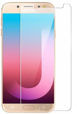 HARITHA MOBILES Tempered Glass Guard for SAMSUNG GALAXY J7 PRO MOBILE TEMPERED GLASS (SCREEN PROTECTION )(Pack of 1)