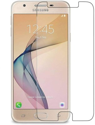 Slash Tempered Glass Guard for Samsung Galaxy J5 Prime Effect Protective Tempered Glass(Pack of 1)