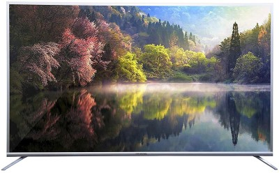 Hyundai 164cm (65 inch) Ultra HD (4K) LED Smart TV(HY6585Q4Z26) at flipkart