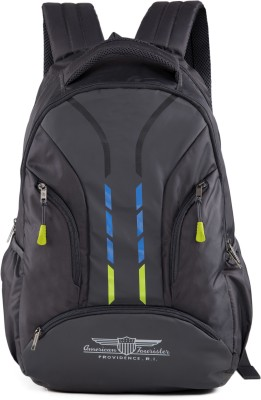 American Tourister AMT SNAP NXT LAPTOP BP 01 BLACK 36 L Laptop Backpack