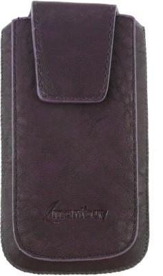 Emartbuy Pouch for Lava Xolo Q800 X-Edition(Purple Classic)