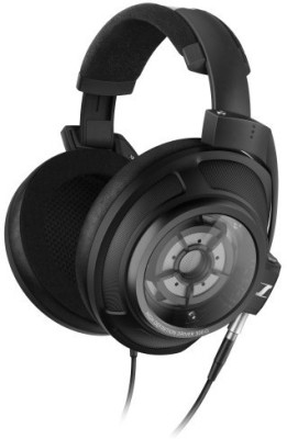 Sennheiser HD 820 Wired Headset without Mic(Black, Grey, On the Ear)