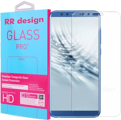 RR Design Tempered Glass Guard for Honor 9 Lite(Pack of 2)