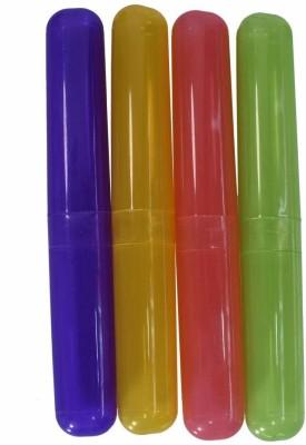 Zahuu PSAH-1403 Toothbrush Case(Pack of 4)