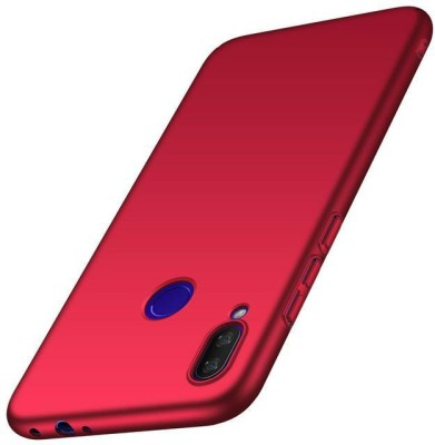 Unirock Back Cover for Redmi Note 7 (Onyx Black, 32 GB) (3 GB RAM)(360 Degrees Full Body Protection,[Anti-Scratch] [Shockproof] (♥Red♥), Grip Case)