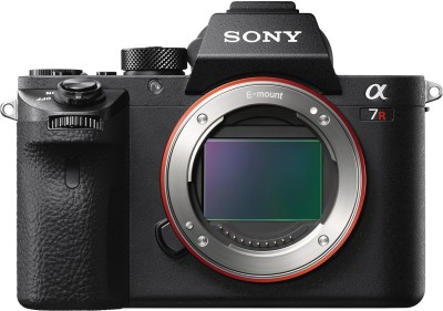 Sony Alpha 7R II Full Frame Mirrorless Camera Body Only(Black)