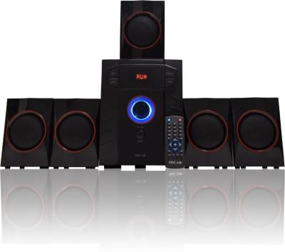 Oscar 5141BT Digital Bluetooth Home Theater System Bluetooth Home Theatre(Black, 5.1 Channel)