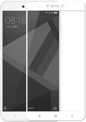 ShopeeQ Edge To Edge Tempered Glass for 6D Screen Protector xiaomi Redmi Mi Note 4(Pack of 1)