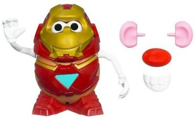 Playskool Iron Man - Tony Starch(Multicolor)