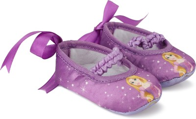 Disney Princess Booties(Toe to Heel Length - 13 cm, Purple)