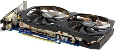 Gigabyte NVIDIA GTX650Ti 1GB 128Bit GDDR5 GPU Graphics Cards 1 GB GDDR5 Graphics Card(Black)