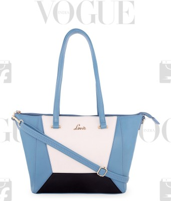 Lavie - Anushka collection Tote(Blue)